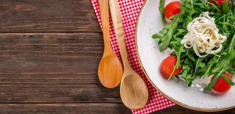 5 claves para una cena ligera