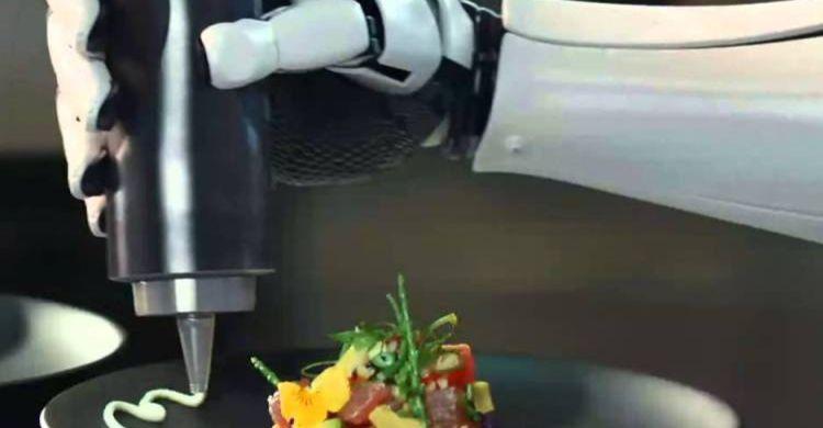 Abrirá en Madrid el primer restaurante atendido sólo por robots de España