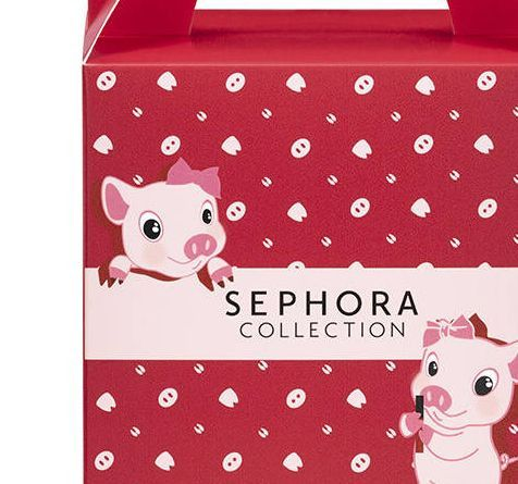 Kit Maquillaje Año del Cerdo Sephora