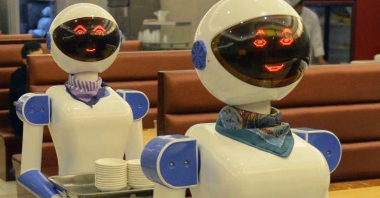 La robotización en el sector de la hostelería