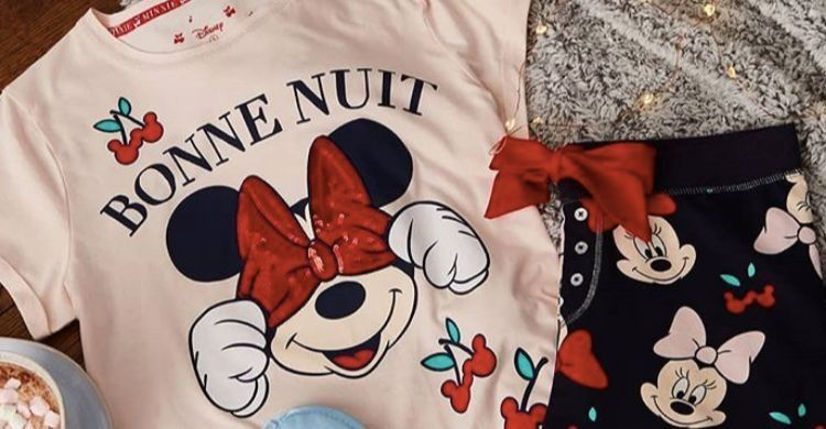 Pijamas Minnie más bonitos de Primark