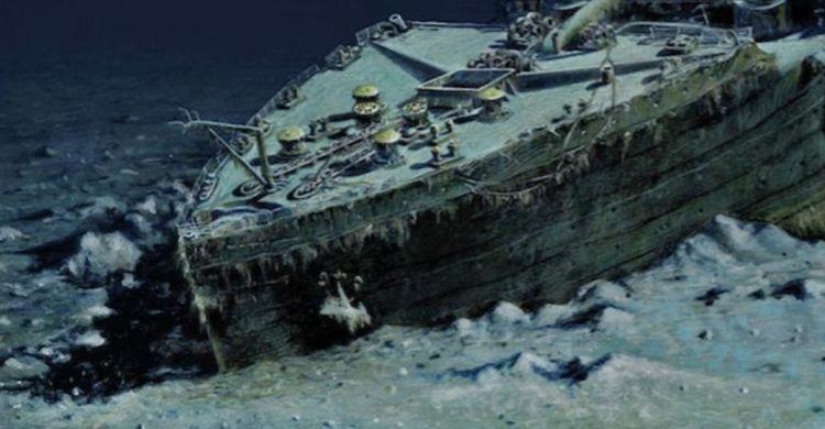 Viaje al Titanic: precio e información
