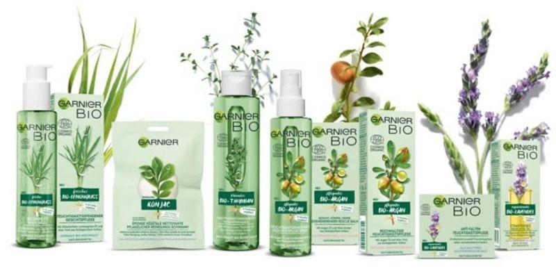 Productos de Garnier Bio