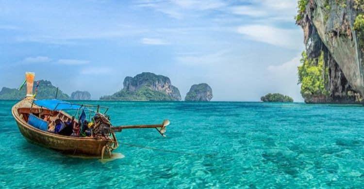 Cuáles son las islas más bonitas de Tailandia