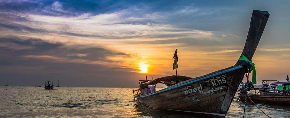 Las 5 islas más bonitas de Tailandia