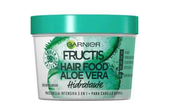 Cómo utilizar Hair Food Aloe Vera