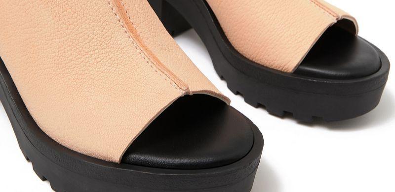 Sandalias de tacón para looks diarios de Bimba y Lola | Verano 2019