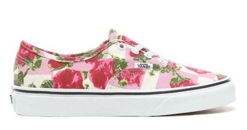 Zapatillas de print floral Vans Primavera 2019