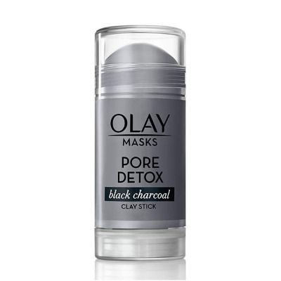 Claymask Pore Detox Black Charcoal: purifica