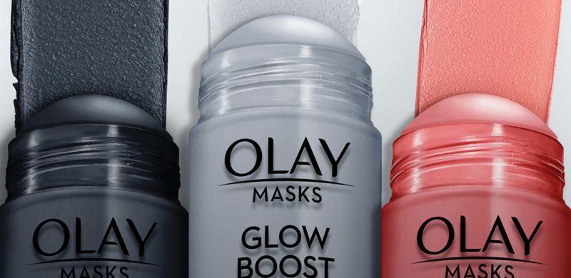 Las nuevas mascarilas de arcilla en roll-on de Olay: fácil aplicación