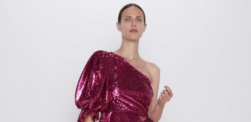 Tops de fiesta de Zara para el Verano 2019