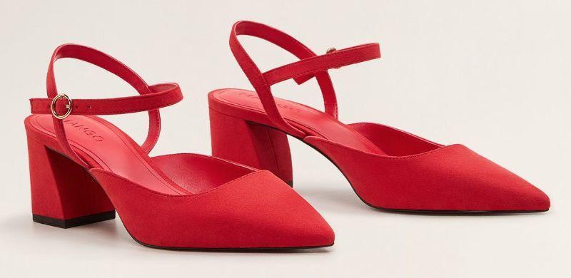 Zapatos de tacón de Mango para el Verano 2019
