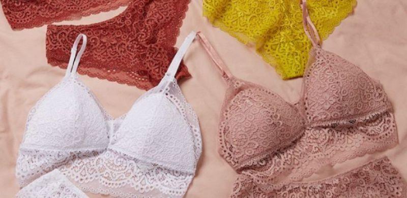 La lencería de encaje más bonita de Primark para este otoño