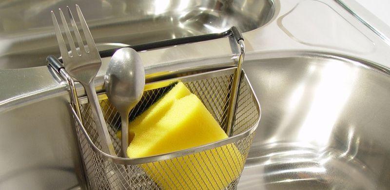 Cómo desinfectar los estropajos y bayetas