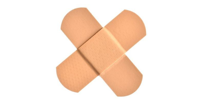 Errores frecuentes al curar una herida que debes evitar