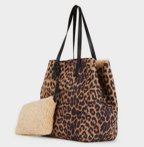 Bolso reversible print animal de Parfois