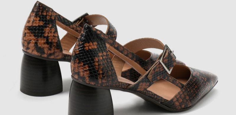 Zapatos de fiesta cómodos de Gloria Ortiz para el Otoño 2019