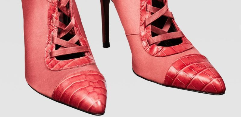 Zapatos de tacón de aguja de Zara para el Otoño 2019