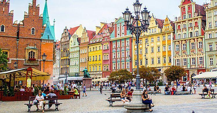 Ciudades europeas sin turistas