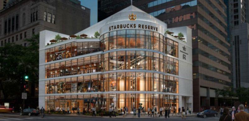 Así es el Starbucks más grande del mundo