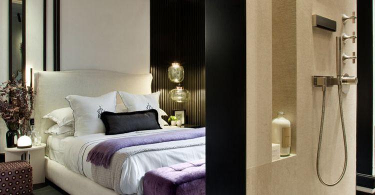 Beneficios de abrir el baño al dormitorio