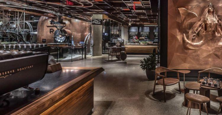 Cómo será el Starbucks más grande del mundo