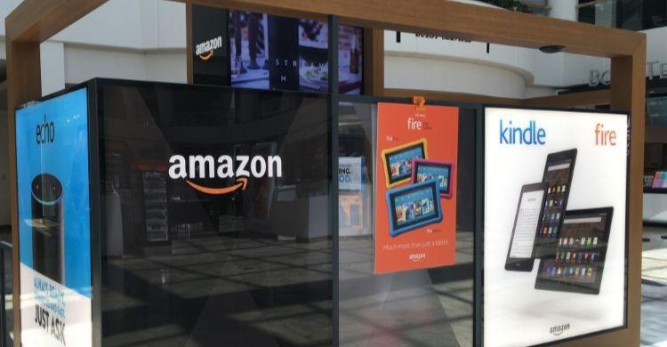Cómo será la tienda pop up de Amazon en Madrid