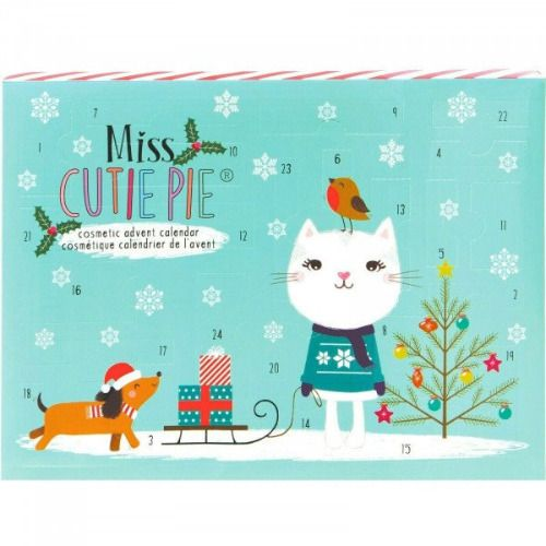 Calendario de Adviento Miss Cutie Pie