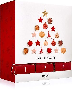 Calendario de Adviento de Belleza de Amazon