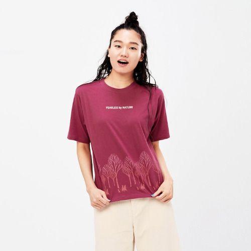Camiseta gráfica de Frozen de Uniqlo