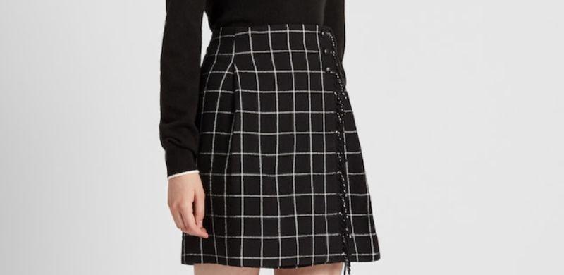 Faldas cortas de Uniqlo para el Otoño 2019