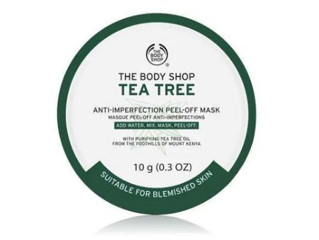 Mascarilla Peel-Off Antimperfecciones Árbol de Té