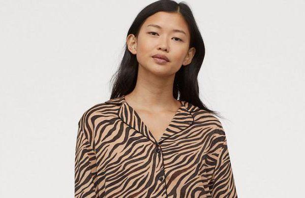 Pijamas de HM para el Otoño 2019