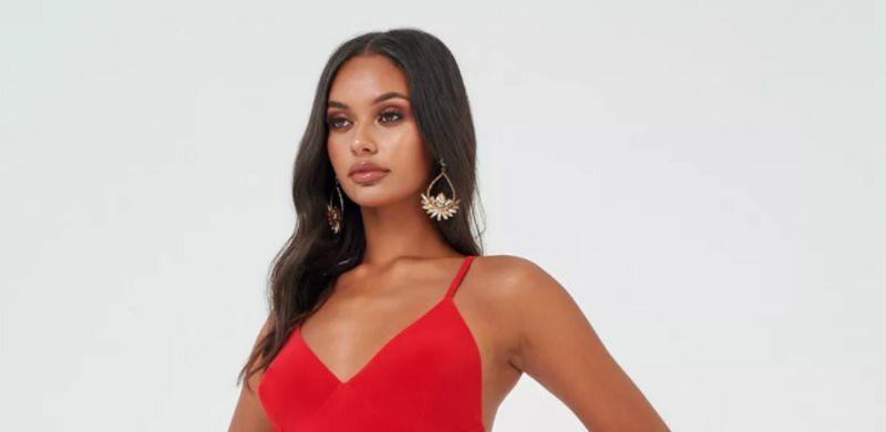 Vestidos largos de fiesta de Topshop para el Otoño 2019