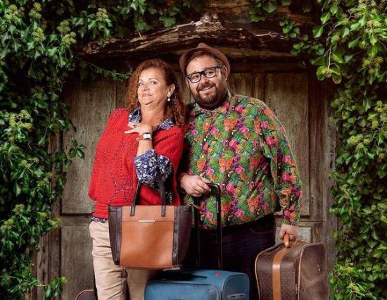 Elisa y Gustavo