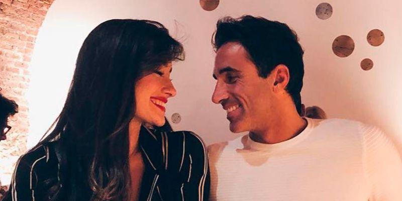 Adara y Hugo Sierra están juntos y han pactado una portada