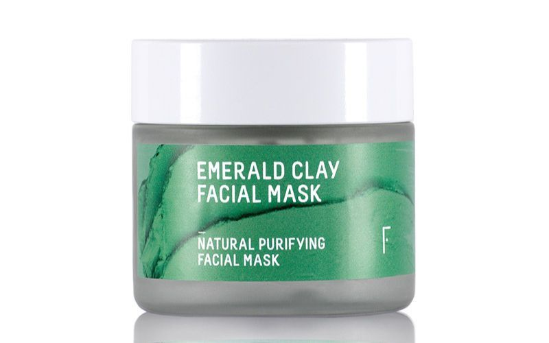 Emerald Clay Facial Mask