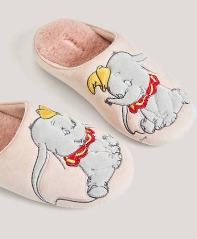 Zapatillas de Dumbo de Oysho