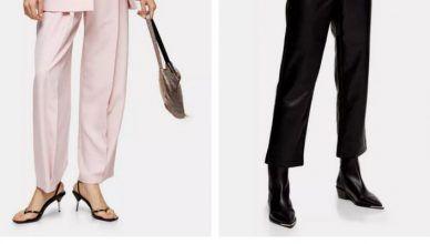 3 pantalones de TopShop que no pueden faltar en tu armario
