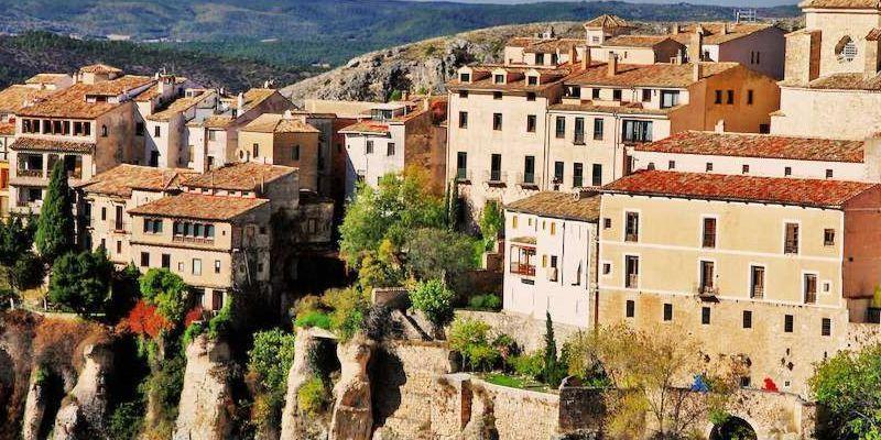 Ciudades de España para una escapada romántica: TOP 5