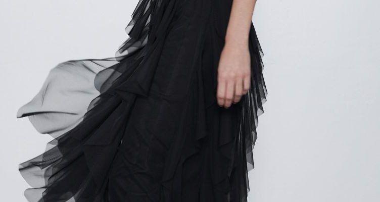 Como combinar una falda de tul con estilo