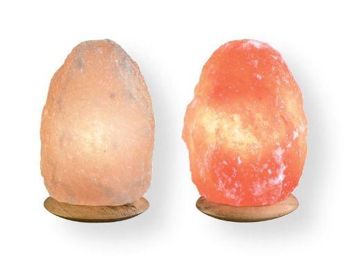 Lámpara de sal - 9,99 euros