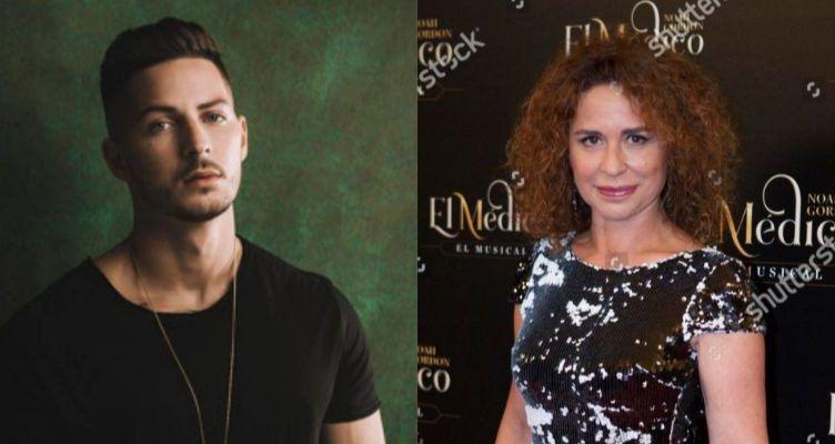 Nyno Vargas y Vicky Larraz, concursantes de Supervivientes 2020
