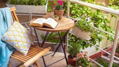 5 consejos para decorar una terraza pequeña para verano