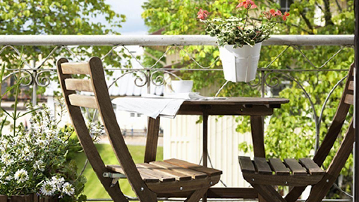 Las mejores ideas para decorar una terraza pequeña y disfrutar de ella en verano