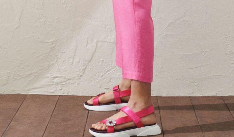 Pantalones tobilleros de H&m