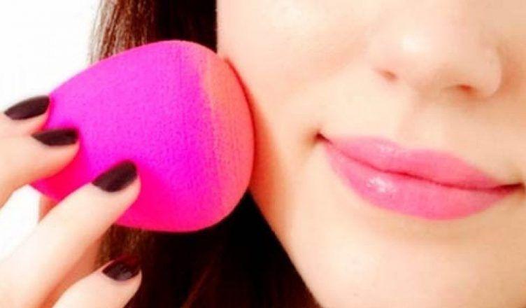 Cómo limpiar la esponja de maquillaje paso a paso