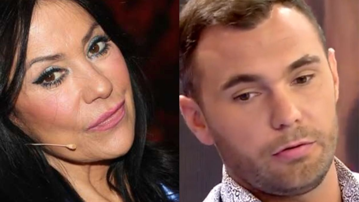 Cristian Suescun y Maite Galdeano