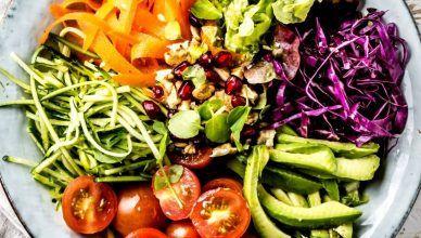 La moda de comer alimentos crudos es saludable