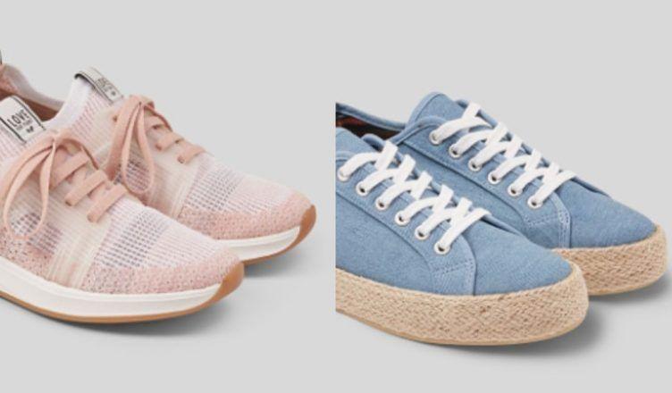 Las zapatillas de C&A más bonitas y cómodas para el Verano 2020